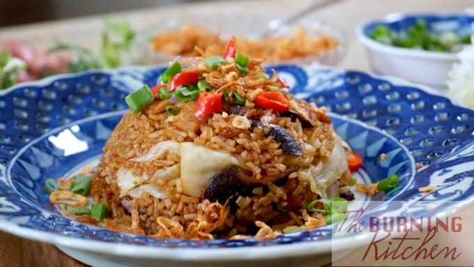 how to make cantonese rice