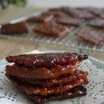 Bak Kwa (Chinese Barbecued Pork Jerky)