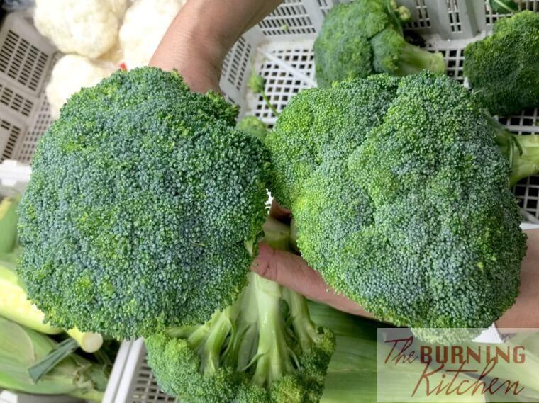 How to choose Brocolli