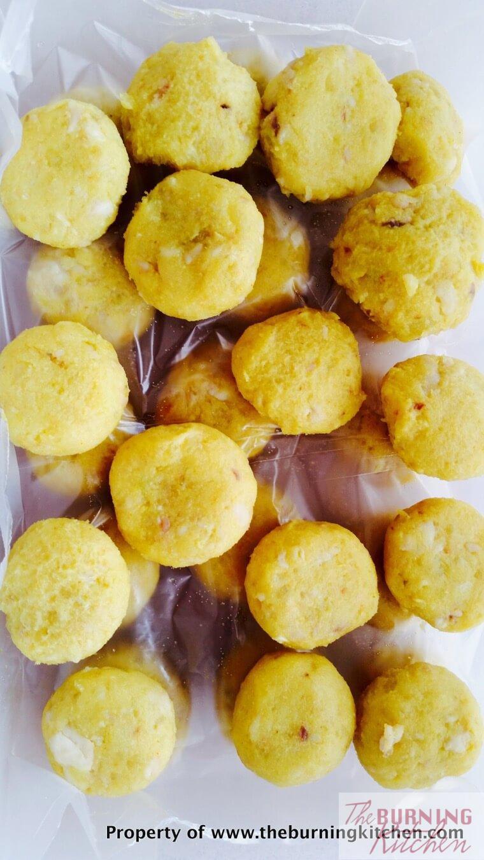 Fish Perkedel (Indonesian Croquette)