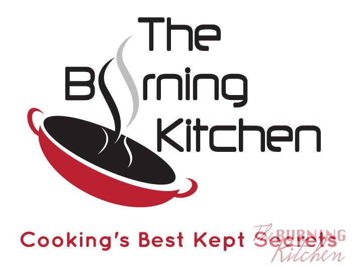 The Burning Kitchen Logo