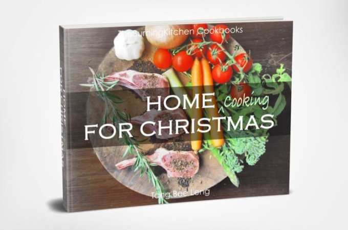 Christmas Recipes and Cookbook GIVEAWAY!