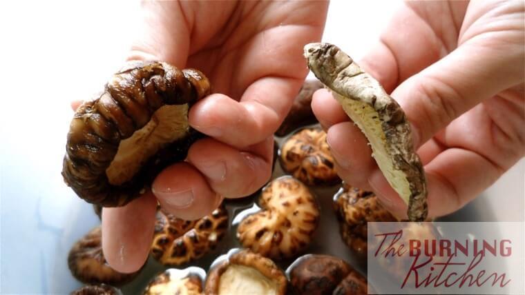 Shiitake Mushrooms with no stem