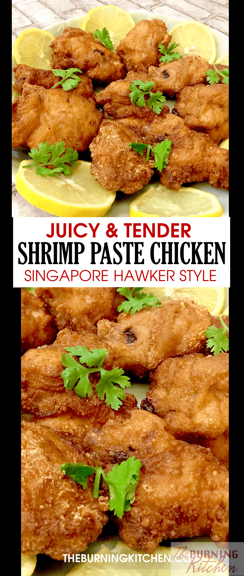 Shrimp Paste Chicken, or 'Har Cheong Gai', is one of Singapore's most beloved dishes that you can find. Crispy on the outside and succulent on the inside, this umami-packed chicken wing is sure to win you over, so learn how to make it!#harcheonggai #shrimppastechicken #czecharfav