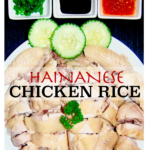 Singapore-Style Hainanese Chicken Rice Recipe