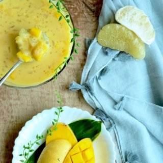 Mango Sago with Pomelo Recipe