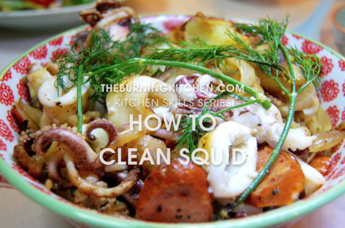 10 Simple Steps for Cleaning Squid Properly