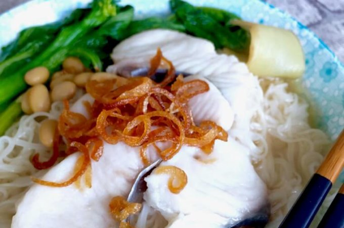 Sliced Fish Mee Sua