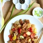 The Burning Kitchen | Sweet and Sour Pork (Ku Lu
