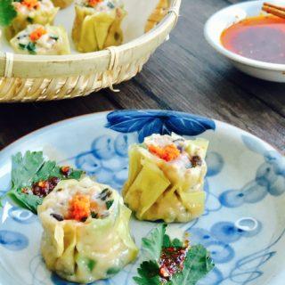 Siew Mai (Shrimp and Pork Dumpling)
