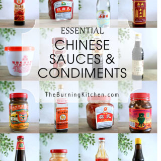 how to make basic chinese sauces