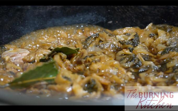 Mei Cai Kou Rou - Cooking Steps