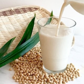 Traditional Soy Milk Recipe