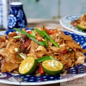 Char Kway Teow - Square