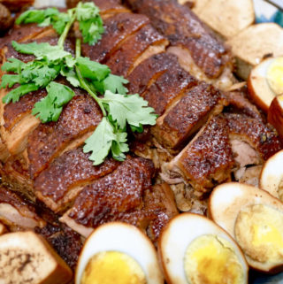 Hokkien Braised Duck (Lor Ark)