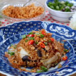 Cantonese Cabbage and Mushroom Rice: This Cantonese favourite is a savoury one-pot dish that makes minimal mess in your kitchen.