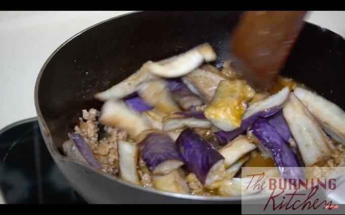 SPICY CLAYPOT EGGPLANT WITH MINCED PORK (鱼香茄子煲): The eggplant is spicy and flavourful (thanks to the Taiwan chilli bean sauce base), while the process of first deep-frying and then braising the eggplant in a traditional claypot gives it a smooth, almost creamy texture that makes every mouthful a delight to bite into!