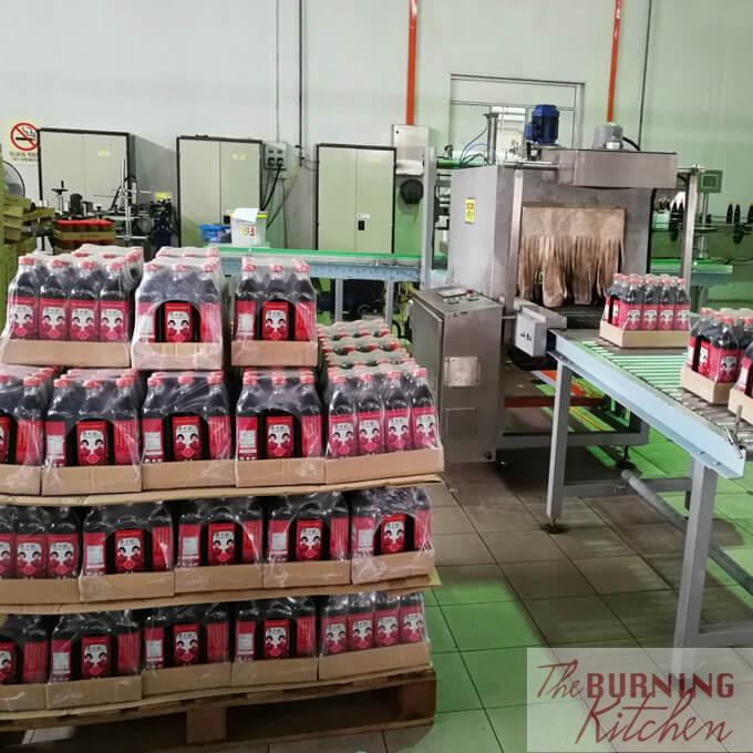 Feng He Garden Soy Sauce Production (7)