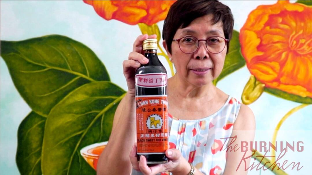 Chan Kong Thye Pink Label Sweet Black Vinegar