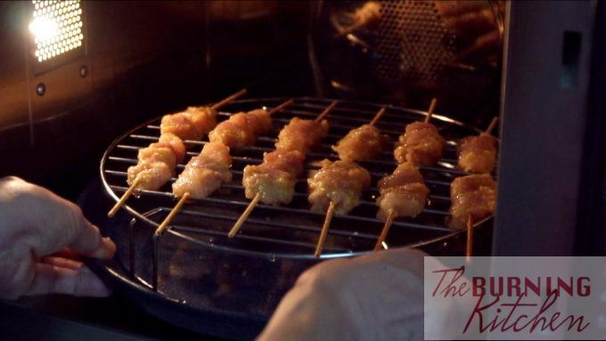 Grill the Satay