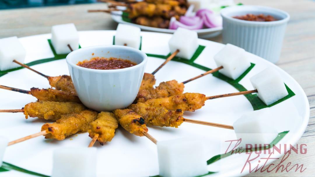 Mini Chicken Satay 16x9